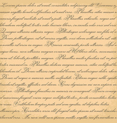 text pattern a set of words and text backgrounds vector image