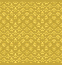Damask vintage seamless pattern background vector