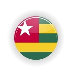 Togo icon circle vector