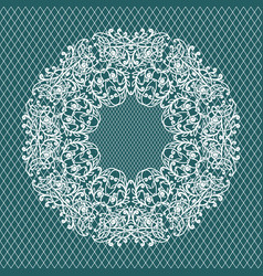 Weddind ornament pattern vector