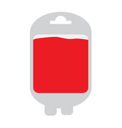 Isolated blood bag vector