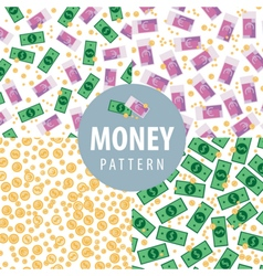 Set of patterns with money vector