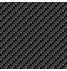 Carbon sheet seamless grey material vector
