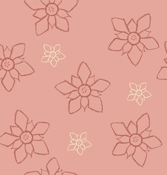 Pink seamless vector