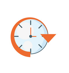 Clock time delivery strategy vector