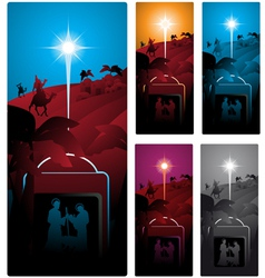Nativity vector