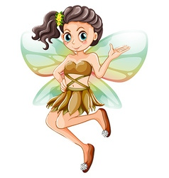 Fairy vector image