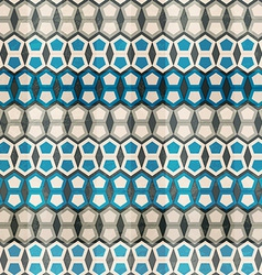 Vintage gothic pattern with grunge effect vector