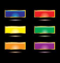 gel lozenge vector image vector image