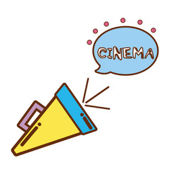 production tool in the short film scene vector image