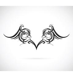 Tribal tattoo vector