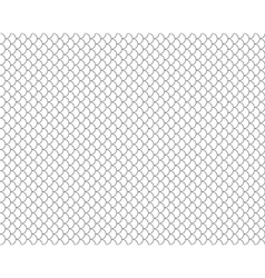 Fish seamless black and white background vector
