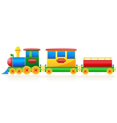 Children train vector