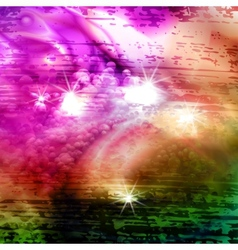 stylized abstract background vector image vector image