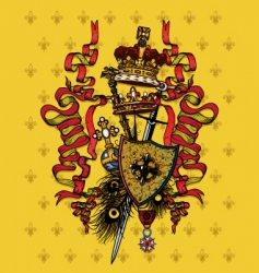 Royal composition vector