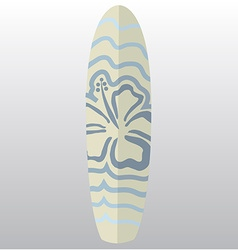 Surfboard vector
