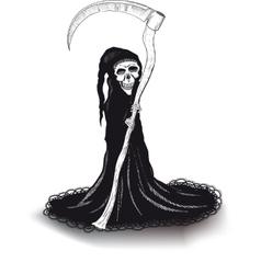 death vector image