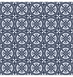 antique pattern vector image vector image