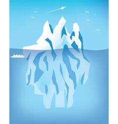 Iceburg vector