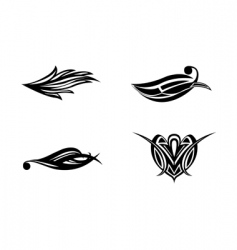Tattoo images vector
