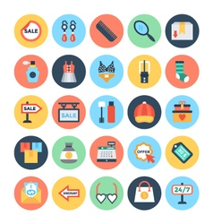 Shopping and e commerce icons 4 vector