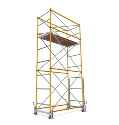 Of scaffolding vector
