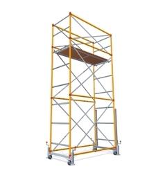 Of scaffolding vector