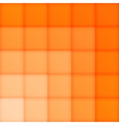 Orange tiles background vector