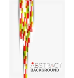 Geometrical design background straight lines on vector