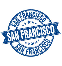 San francisco vector