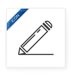 Sign up icon vector