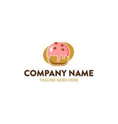 bakery logo-18 vector image vector image