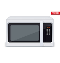 Sample microwave oven vector