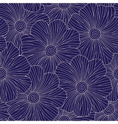 Abstract elegance seamless pattern vector