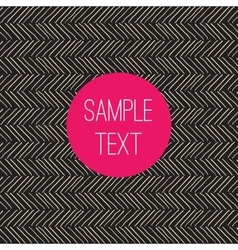 Seamless pattern with hand drawn lines vector