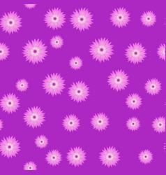 blue flower cornflower isolated on white vector image