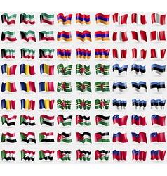Kuwait armenia peru chad dominica estonia sudan vector