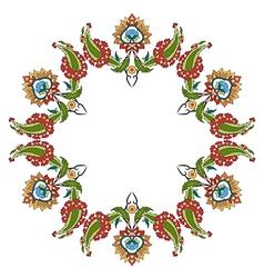 twenty three series designed from the ottoman vector image