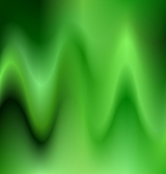 Green abstract design vector