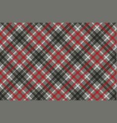 Gray check plaid pixel seamless pattern vector