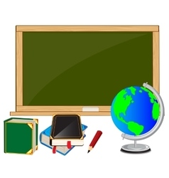 School accesories vector image vector image