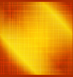bright orange textile background vector image
