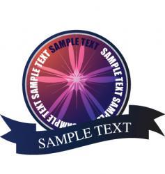 smooth logo vector image