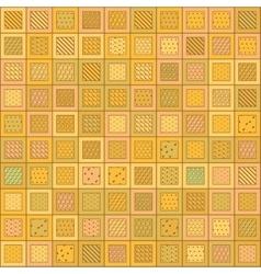 Random pattern mosaic vector