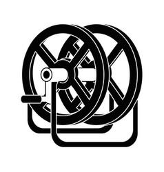 Reel winder tool vector