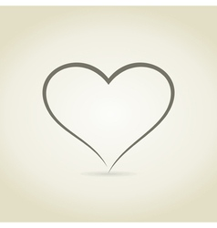 Heart4 vector image