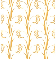 Rice pattern vector