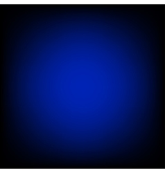 Blue black square gradient background vector