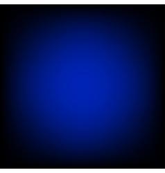 Blue black square gradient background vector