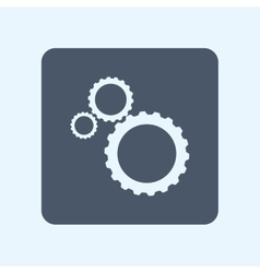 Gearscogs wheels ico vector